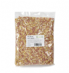 Suet Pellets - 3KG - Mixed - Bag